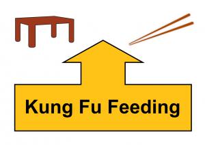 kungfufeeding